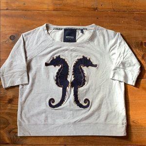 Sperry Top-Sider seahorse sweatshirt